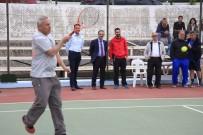 HENTBOL - Uşak'ta Geleneksel 'Bahara Merhaba Tenis Turnuvası' Başladı