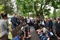 KARDEŞ OKUL - Vali Tuna Kardeş Okul Öğrencilerini Ağırladı