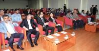 TAKVA - Van TSO'da 'Mesleki Yeterlilik Bilgilendirme' Semineri