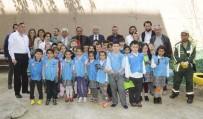 ORGANIK TARıM - Yeşil Okullar Atıklarla Yeşeriyor