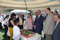 EĞITIM BIR SEN - Ahmet Şerife Sanlı Ortaokulunda TÜBİTAK Fuarı Açıldı
