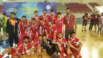 AİÇÜ Futsal'da Türkiye 2'Ncisi Oldu