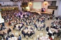 Ak Parti Ankara Teşkilatı Altındağ Kültür Sarayı'nda Toplandı