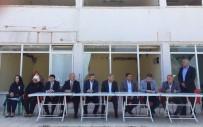 AHMET AYDIN - AK Parti'den Samsat İlçesine Tam Kadro Teşekkür Ziyareti