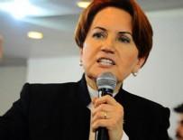 MERAL AKŞENER - Akşener'den 'Hayır' partisi açıklaması