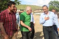 GÖKHAN KARAÇOBAN - Alaşehir'de Yapılan İşler Önce Vatandaşa Soruluyor