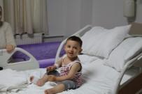 MURAT KILIÇ - Bağırsak Düğümlenmesi Ameliyatsız Tedavi Edildi