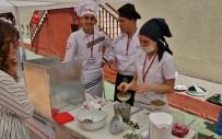 MESLEK LİSELERİ - Balıkesir'de Yemek Yarışması Heyecanı