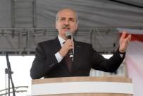 NUMAN KURTULMUŞ - Başbakan Yardımcısı Kurtulmuş'tan Öğrencilere 'Elif Gibi Dik Olun' Nasihati