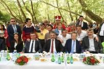 Başkan Uğur Ve Vali Yazıcı Engelliler İle Piknikte Buluştu