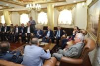GÖNÜL KÖPRÜSÜ - Belediye Başkanları Şanlıurfa'da