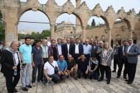 MÜCAHİT YANILMAZ - Belediye Başkanları Şanlıurfa'daki Değişime Hayran Kaldı