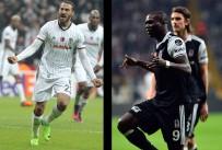 ROBİN VAN PERSİE - Beşiktaş'ın Golcüleri Önde