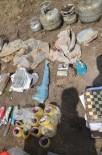ZEYTİN YAĞI - Bingöl'de 5 Sığınak Daha Ele Geçirildi