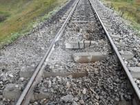 Bingöl'de Tren Geçişi Sırasında Patlama