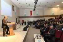 AHMET UYSAL - Bitlis'te 'Ortadoğu Denkleminde Türkiye'nin Yol Haritası' Konferansı