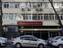 YÜKSEK SEÇIM KURULU - CHP'den 10 YSK üyesi hakkında suç duyurusu