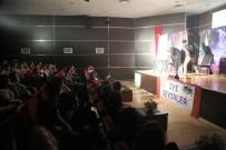 Cizre'de 'Pembe Aslında Siyahtır' Oyunu İlgi Gördü