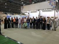 CEMAL ŞENGEL - DAİB, URGE Gıda Kümesi Cidde/Suudi Arabistan Gıda Fuarına Katıldı