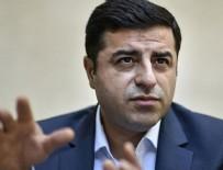 SELAHATTİN DEMİRTAŞ - Demirtaş'tan ittifak çağrsı