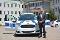 KıRKA - Dinar Belediyesi Zabıta Trafik Aracı Aldı