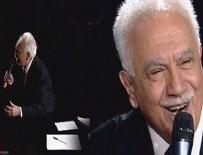 DETONE - Doğu Perinçek türkü söylerken Haberturk TV yayını kesti