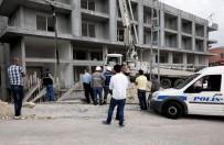 KOCAHASANLı - Elektrik Akımına Kapılan İşçi Hayatını Kaybetti