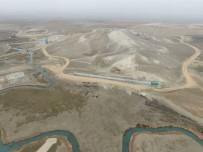 GÖKPıNAR - Eskişehir Gökpınar Barajı'nda Yüzde 27 Fiziki Gerçekleşmeye Ulaşıldı