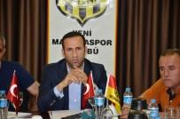 PROVOKASYON - Evkur Yeni Malatyaspor'da Durum Değerlendirmesi Toplantısı