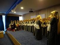 CEMAL ŞAHIN - Gökmeydan Kız Kur'an Kursu'ndan Bed-İ Hıfz Merasimi