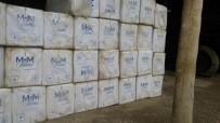 GEÇITLI - Hakkari'de 17 Bin 500 Paket Sigara Ele Geçirildi