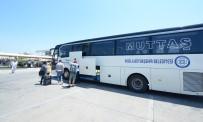 MİLAS BODRUM HAVALİMANI - Havalimanından Milas'a Otobüs Seferleri Başlıyor