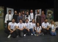ORÇUN - Hortlaklar Adlı Tiyatro Oyunu Büyük İlgi Gördü