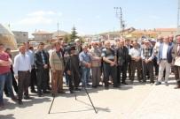 SARAYCıK - İncesu Örenşehir Mahallesinde Park Açılışı Yapıldı