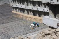 ALIBEYKÖY - İş Güvenliğini Alırken Yaklaşık 20 Metreden Düşerek Hayatını Kaybetti