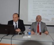 SERBEST MUHASEBECİ MALİ MÜŞAVİRLER ODASI - İŞKUR'dan İstihdam Toplantısı
