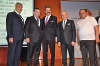 İZMIR TICARET ODASı - İzmir Vergi Şampiyonları Ödüllendirildi