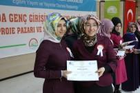 Kadın Girişimcilerin Projeleri Sergilendi