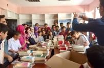 GÖKÇELI - Kahramanmaraş'tan Mardin'e Kitap Bağışı
