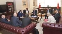 VELİ AĞBABA - Kılıçdaroğlu, ITUC Ve ETUC Heyetini Kabul Etti