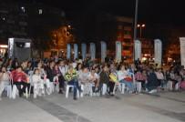 Kırıkkale'de Çocuklar Açık Hava Sinemasıyla Tanıştı
