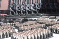 ZIPKIN - Konya'da 750 Bin Liralık Kaçak Silah Ele Geçirildi