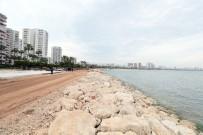 ENGELLİ ÇOCUK - Mezitli Sahil Alanına Ödüllü Kentsel Tasarım Projesi