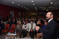 DOĞALGAZ HATTI - Niksar Belediye Başkanı Özcan Açıklaması