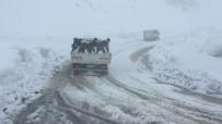 KAR KALINLIĞI - Kış Çilesinin Maliyeti 50 Milyon Liraya Yaklaştı