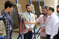 MEHMET KıLıNÇ - Sanat Ve Tasarım Öğrencileri Sergi Açtı