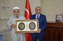 Şehit Babası Safitürk'ten, Vali Peynircioğlu'na Ziyaret