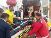 Siirt'te Trafik Kazası Açıklaması 4 Yaralı