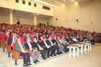 MEHMET YıLDıZ - Sınırda Sesler 7 Aralık Üniversitesinde Şiir Şair Buluşması Etkinliği