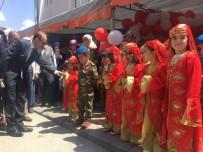 Sungurlu'da 'Hayır Çarşısı' Dualarla Açıldı